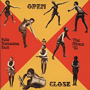Open & Close - Afrodisiac