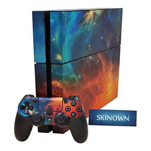 PlayStation 4 skin