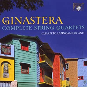 Ginastera - Complete String Quartets