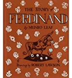 Image of [ { THE STORY OF FERDINAND } ] by Leaf, Munro (AUTHOR) Jan-01-1936 [ Hardcover ]