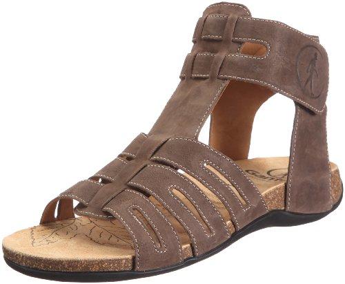 Ganter Giulia, Weite G Fashion Sandals Women brown Braun/espresso Size: 3.5 (36 EU)