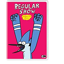 Cartoon Network: Regular Show - Mordecai Pack