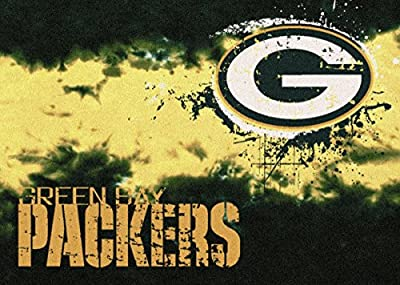 Milliken Green Bay Packers NFL Team Fade Area Rug