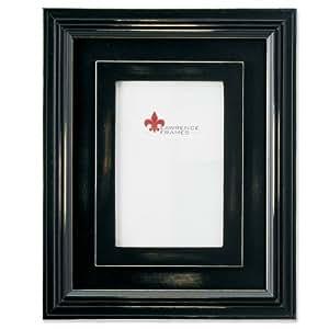 Buy Lawrence Frames Dimensional Rustic Black Wood 5x7 ...