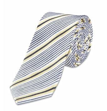 s.Oliver SELECTION Herren Krawatte 12.305.91.5007, Gr. one size, Blau (5490)