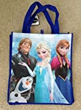 Disney Frozen Reusable Tote Bag Elsa Anna Olaf Kristoff