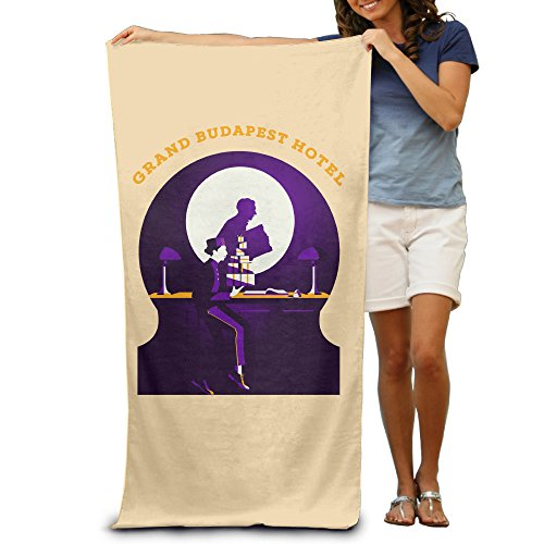 LCYC The Grand Budapest Hotel Adult High Quality Beach Or Pool Bath Towel 80cm*130cm (Criterion Grand Budapest Hotel compare prices)
