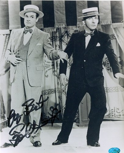 Bob Hope autographed 8x10 Photo (Damaged clearance) - Signed Photographs