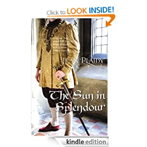 The Sun in Splendour - Jean Plaidy
