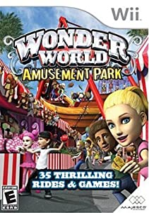N02-009682 Wonder World Amusement Park - Nintendo WII