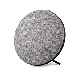 Photive Sphere Portable Wireless Bluetooth Speaker with Built In Stand- Grey