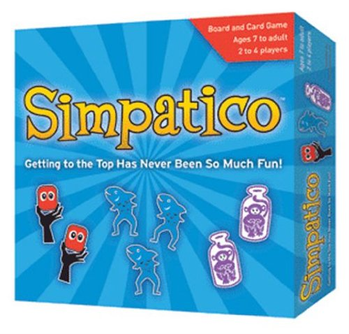 Funstreet - Simpatico Board & Card Game