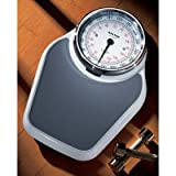Salter 200 Academy Professional Mechanical Scale, White and Gray