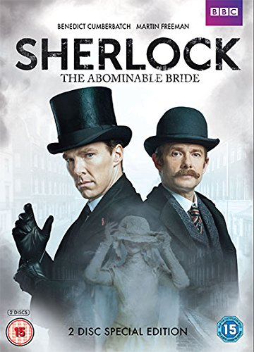 Sherlock - The Abominable Bride [Import anglais]