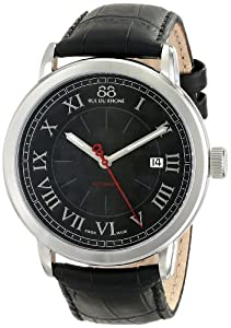 88 Rue du Rhone Men's 87WA120043 Analog Display Swiss Automatic Silver Watch
