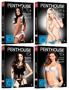 PENTHOUSE Super Set 1 (4 DVDs mit sexy PENTHOUSE Pets)