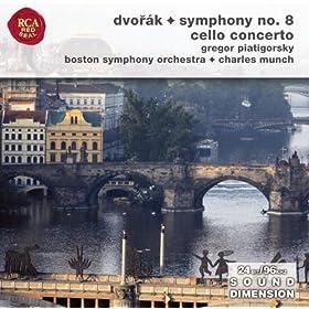 Cello Concerto in B Minor, Op. 104, B. 191: Finale: Allegro moderato
