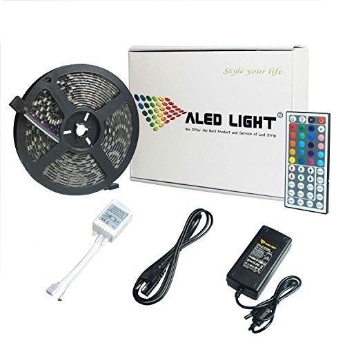 aled-lightr-164-ft-5-meter-bande-led-rgb-lumineux-avec-300-leds-5050-smd-rvb-noir-pcb-changement-de-