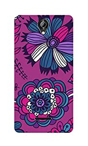 SWAG my CASE Printed Back Cover for Micromax Bolt Q332