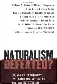 Plantinga S Evolutionary Argument Against Naturalism
