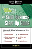 img - for The Small Business Start-Up Guide: A Surefire Blueprint to Successfully Launch Your Own Business 5th edition by Thompson, Matthew, Giabrone, Michael (2013) Paperback book / textbook / text book