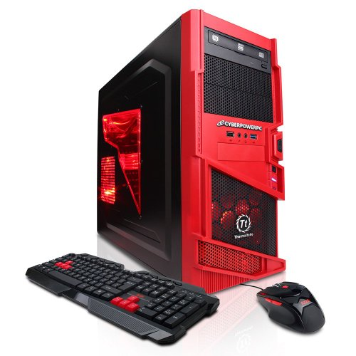 CyberpowerPC Gamer Xtreme GXi450 Desktop (Red/Black)