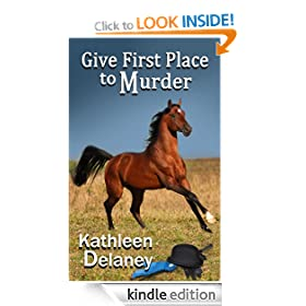 Give First Place to Murder (Ellen McKenzie mysteries)