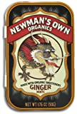 Newman's Own Ginger Mints - 6 x 1.76 ozs.