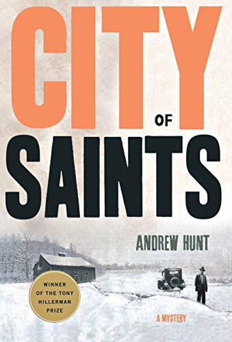 Image of City of Saints: A Mystery (An Art Oveson Mystery)