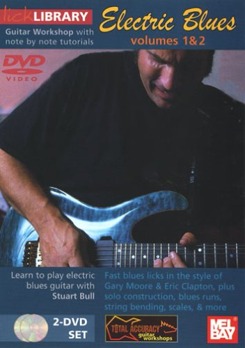Electric Blues Volumes 1 & 2 [DVD] [Region 1] [NTSC]