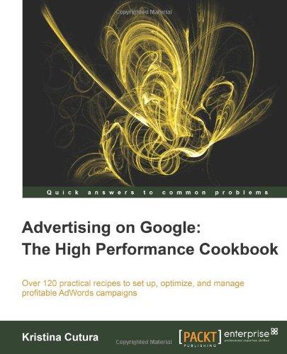 Publicidad en Google: el libro de cocina de alto rendimiento