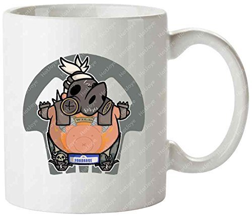 Overwatch Roadhog Coffee Mug