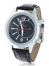 Calvino Mens Black Dial Watch CGAS-151548_blk blk
