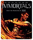 Immortals Limited Edition Steelbook (Blu-ray 3D + Blu-ray + Digital Copy) [Region Free]