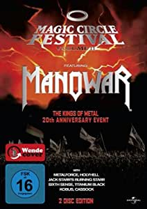 Magic Circle Fest V2 (Manowar) [Import allemand]