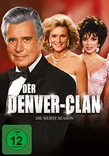 Der Denver-Clan - Season 7 [7 DVDs]