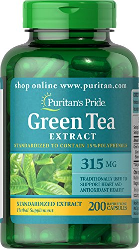 Green Tea Extract Vitamins