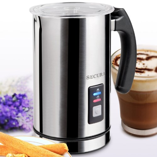 Why Choose Secura Automatic Electric Milk Frother and Warmer