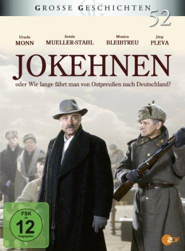 Jokehnen oder Wie lange fährt man von Ostpreußen nach Deutschland? - Große Geschichten 52 [3 DVDs]