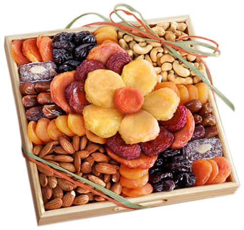Golden State Fruit Flora Dried Fruit and Nut