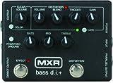 MXR エフェクター BASS DI+ M-80