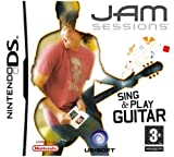 Jam Sessions: Sing & Play Guitar (Nintendo DS)