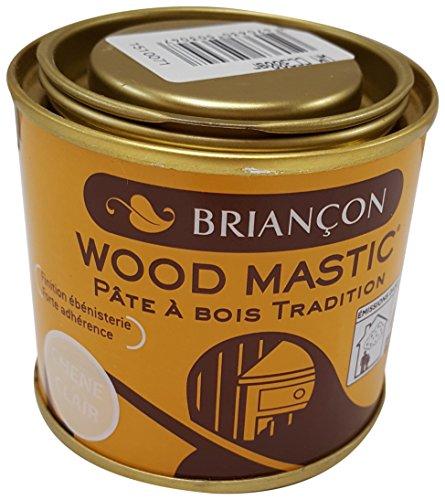 briancon-wmcc300-wood-mastic-pate-a-bois-tradition-chene-clair