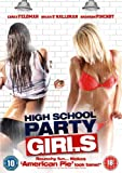 High School Party Girls [DVD]