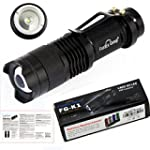AFUNTA 7W 300lm Mini Flashlight CREE...