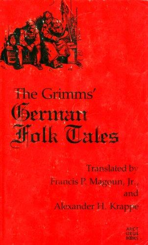 The Grimms' German Folk Tales