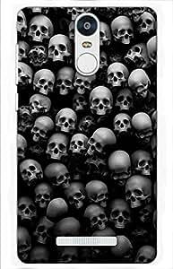 joker batman Designer Printed Back Case Cover for Xiaomi Redmi Note 3