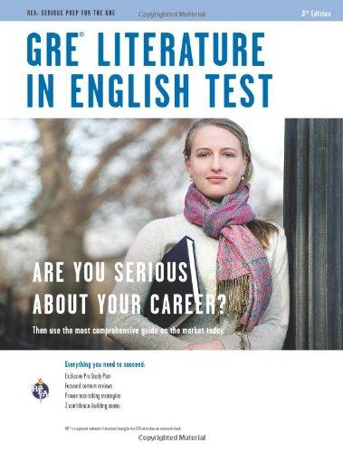 GRE Literature in English (GRE Test Preparation)