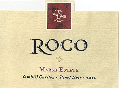 2012 Roco Winery Marsh Estate Pinot Noir 750 Ml