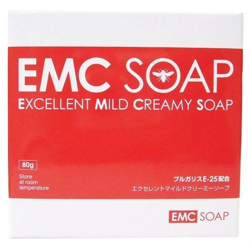 EMC エクセレントマイルドクリーミーソープ 80g